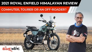 2021 Royal Enfield Himalayan Tripper Navigation Review | Commuter, Tourer, Or Off-Roader | BikeWale