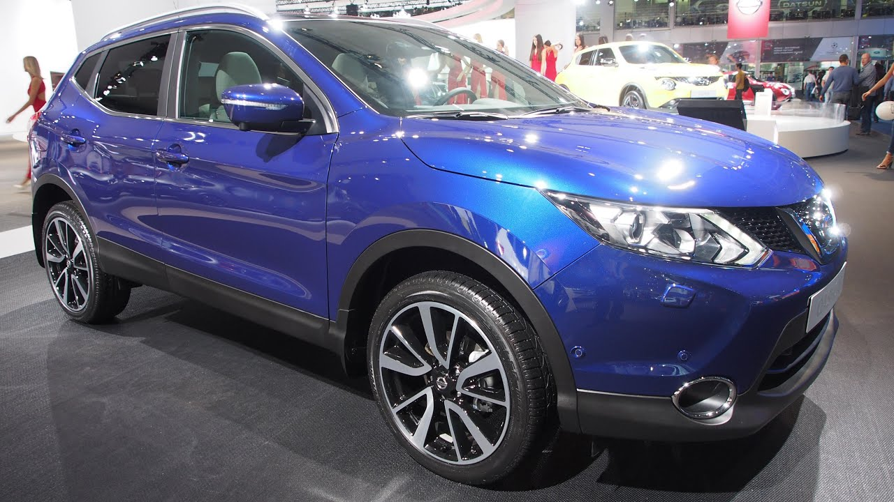 2015 nissan qashqai exterior and interior walkaround youtube. Black Bedroom Furniture Sets. Home Design Ideas