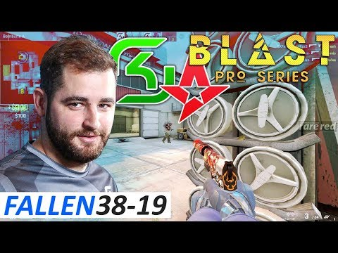 FalleN 38-19 POV / Astralis vs SK / BLAST Pro Series Copenhagen 2017 - Grand Final