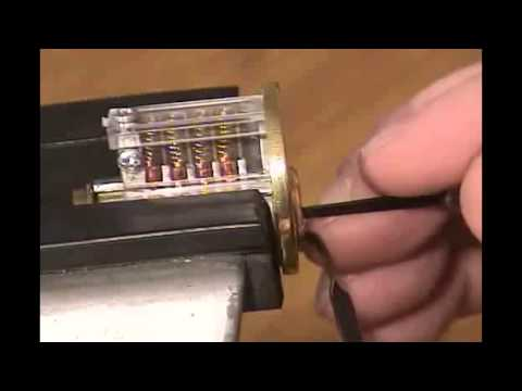 Lock Picking 101-   FULL