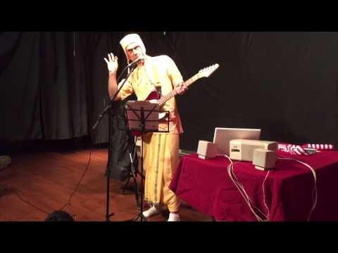 Hilarious musical by Yama Niyama Das Brahmacari - Towaco July 2016