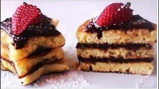 5 Dakikada Sünger Gibi Yumusacik Pancake Tarifi - Gülsümün Sarayi