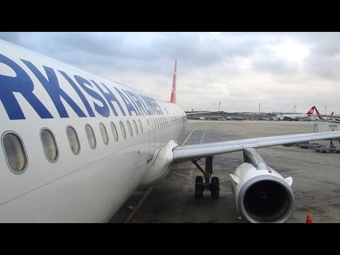 Flight Report - Turkish Airlines Airbus A321 Economy Class Istanbul to Düsseldorf