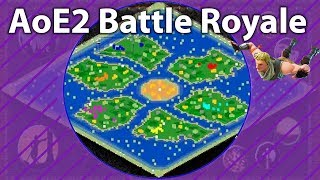 AoE2 Battle Royale!?