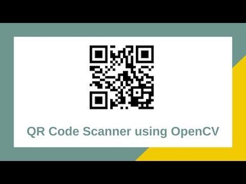 QR Code Scanner using OpenCV 4 (C++ & Python) | Learn OpenCV