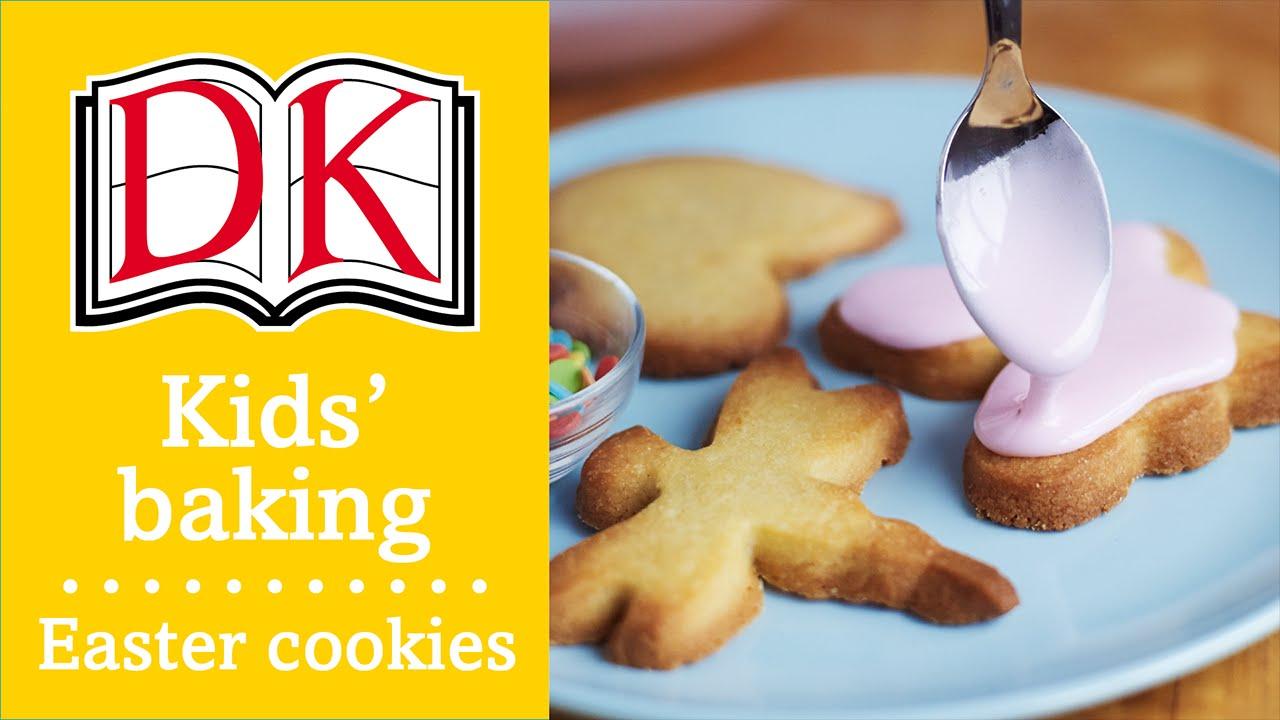 Sugar Cookie Recipe Easter Cookies Youtube
