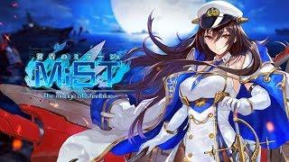 [Android/IOS] The Mirage of Steelblue (蒼青のミラージュ) - Anime gameplay