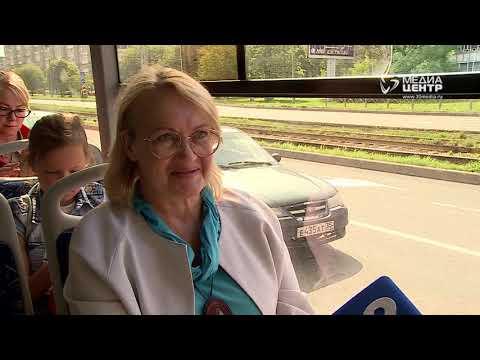 Новые ЛиАЗы в Череповце запустили по самым загруженным маршрутам