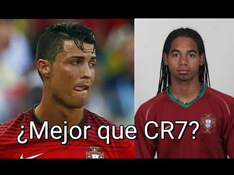 FABIO PAÍM el Jugador que era mejor que Cristiano Ronaldo
