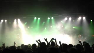 Turbonegro - You give me worms @ Vulkan, Oslo - NEW SONG 2012