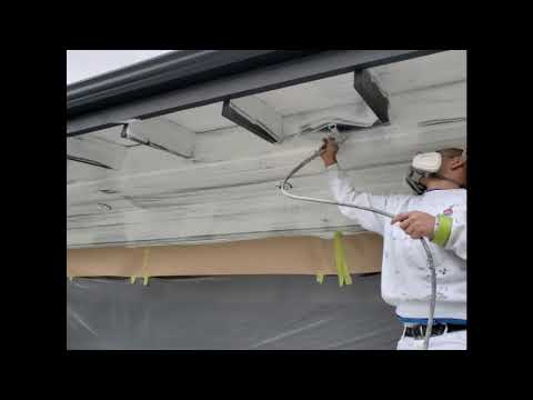 Exterior Trim Painting In South Surrey.