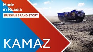 Made in Russia #7 KAMAZ