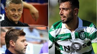 Bruno Fernandes could be 'marketed to Man Utd' despite Tottenham negotiations- transfer news today