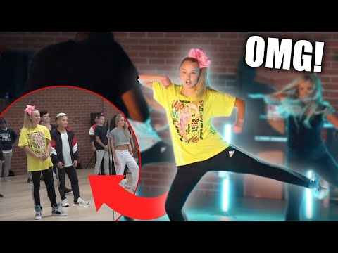 I TOOK A REAL DANCE CLASS IN LA!!! (It's been 4 YEARS)