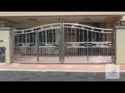 Stainless Steel Gate Design & SS Gate Design For Front and Home