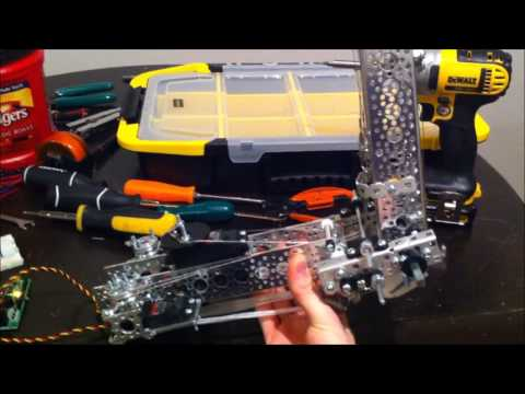 Anthropomorphic Robot Arm V1.5 - Artificial Muscle Fibre and Servos!