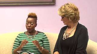 Scene TV: Guest - Daquetta Jones and Anne Salle for YWCA Resourceful Women Luncheon 2017