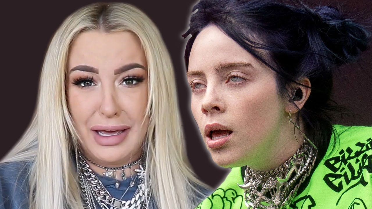 Tana Mongeau Cries Over Billie Eilish Unfollow In Emotional Video