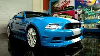 The One With The Mustang Customizer! – World's Fastest Car Show Ep. 3.21