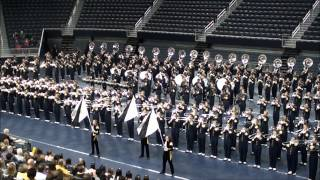 Hey Jude - Michigan Marching Band 2011 @ Crisler Concert