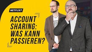 Accountsharing: Ist das verboten? Was kann mir passieren? | Medienan...