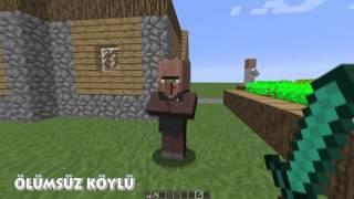 Minecraft 1.9 Bilinmeyen 5 Bug