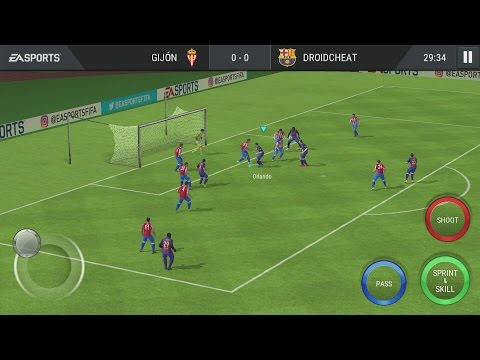 FIFA Mobile Soccer Android Gameplay #17