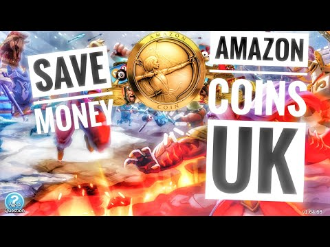 Lords Mobile - How To Save REAL Money Using Amazon Coins!