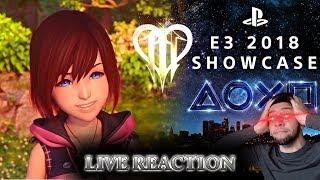 Playstation Showcase E3 2018 Live stream Reaction