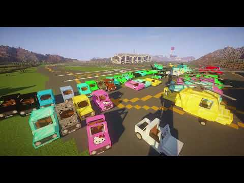 ESMC: Life Roleplay » Jobs, Cars Trailer