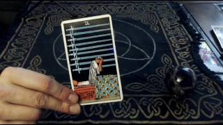 Tarot Card Meanings: 9 of Swords