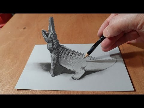 Best 3D Pencil Drawing - YouTube