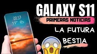 SAMSUNG GALAXY S11 y S11 PLUS - PRIMERAS NOTICIAS de la BESTIA ¡SERÁ MUY INNOVADOR!, en español