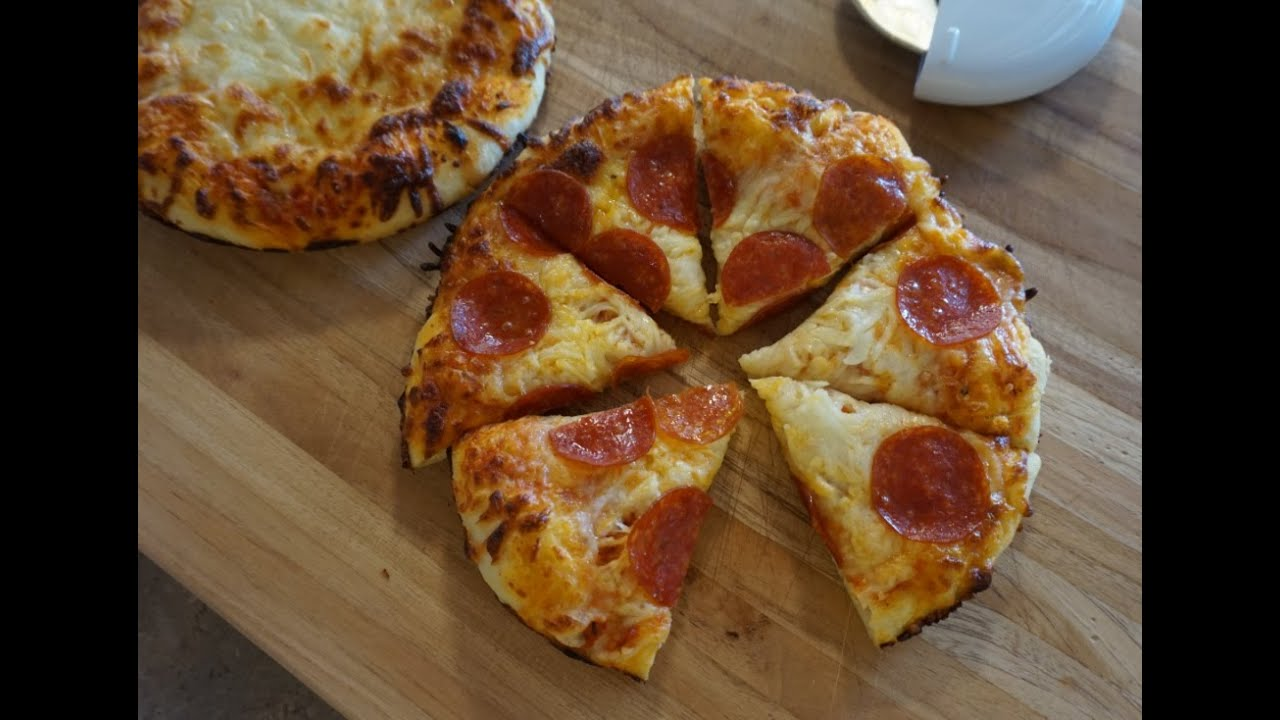 How To Make Homemade Perfect Little 9 Pizza In A Toaster Oven No