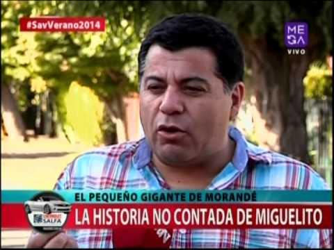 La historia no contada de Miguelito, el pequeño gigante de Morandé