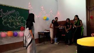 College Ka Pehla Din || By Akanksha Das || Scottish Church College