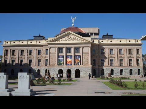 Arizona State Senate Judiciary Holds Hearing on Election Fraud 12/14/20