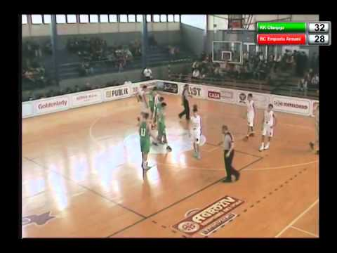 23.03.2014. KK Union Olimpija - BC Emporio Armani