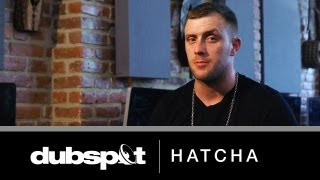 Hatcha @ Dubspot - DJ / Dubstep Pioneer (Kiss 100 / Sin City / Rinse FM / Big Apple / Tempa)