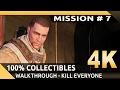 Sniper Elite 3 PC 4K Gameplay Mission 7 Pont du Fahs Airfield 100 Walkthrough