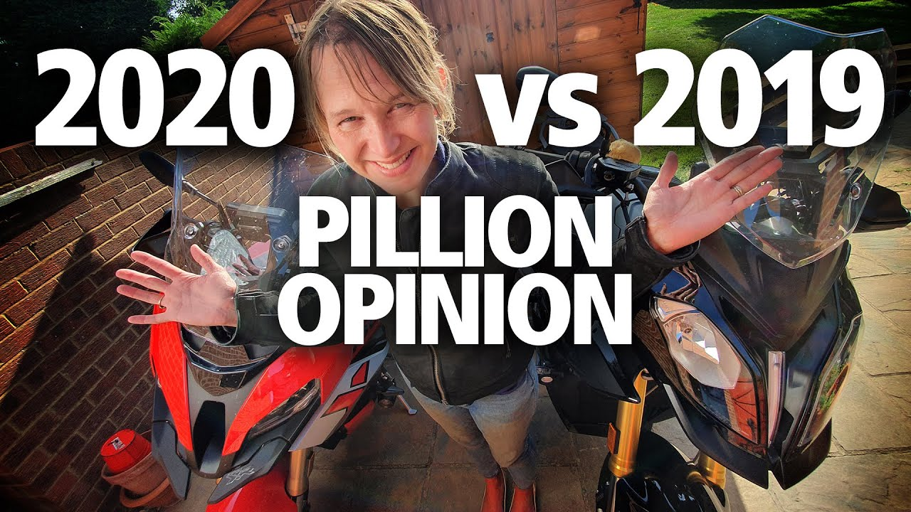 BMW S1000XR review | 2020 honest pillion opinion