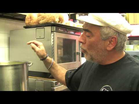 How to Make: Greek Deli's Avgolemono Soup