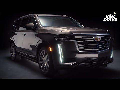 Новый Cadillac Escalade 2020 - возвращение культового внедорожника [официальная премьера]