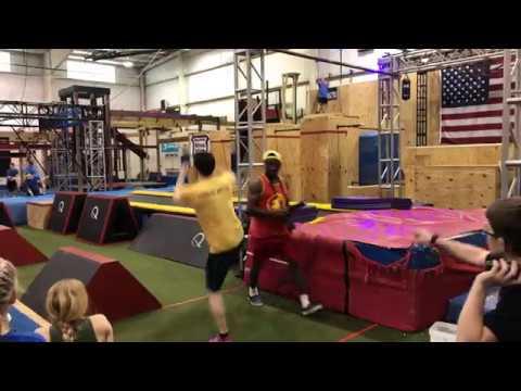 NNL Finals Stage 1 At Ninja Quest Fitness