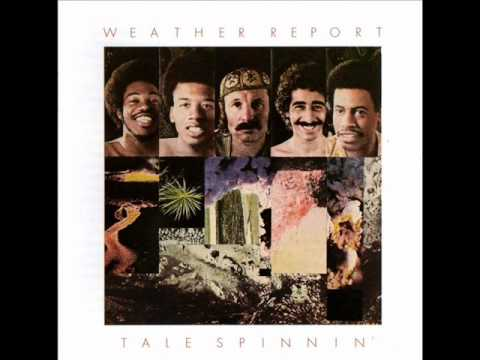 Weather Report - 01 .-  Man In The Green Shirt (Tale Spinnin')