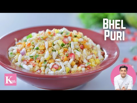 Kunal's Bhel Puri | IPL Recipes | Kunal Kapur Snack Recipes
