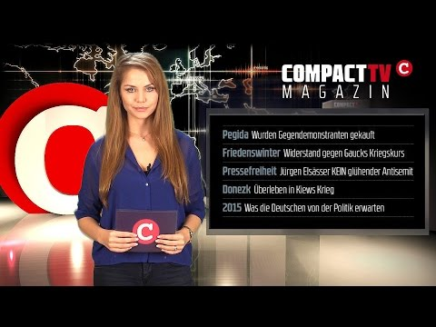 COMPACT-TV Magazin (Pilotsendung)