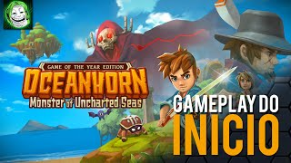 Oceanhorn : Monster of Uncharted Seas | PC Gameplay PT-BR Legendado Steam Português