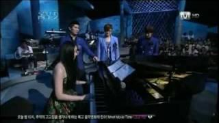 20110612 M Soundplex 4MEN [Love song(BIGBANG)]