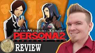Persona 2 Innocent Sin review! [PSP] The Game Collection